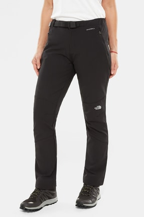 The North Face W DIABLO PANT Kadın Outdoor Pantolon 0