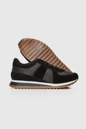 LC Waikiki Kadın Siyah Sneaker 9W8947Z8 2