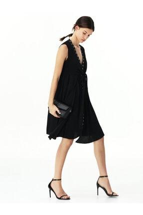 Twist Agraf Şeritli Elbise 1
