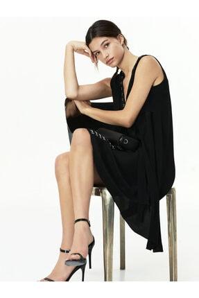 Twist Agraf Şeritli Elbise 4