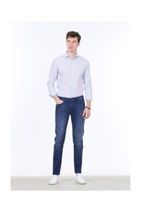 Ramsey Düz Denim Pantolon - RP10113583 0