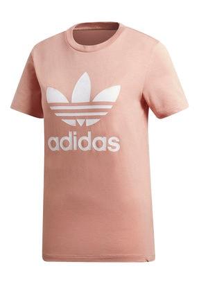 adidas Kadın Originals T-shirt - Trefoil Tee - DV2587 3