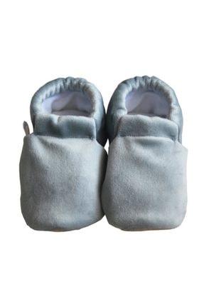 Kokopatik Kadife Buz Kaydırmaz Bebek Patiği 0