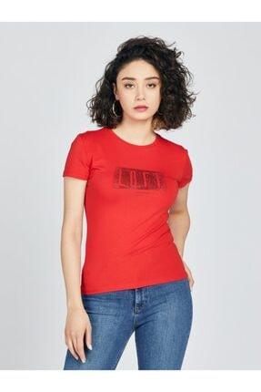 Loft 2027057 Kadın T-shırt Short Sleeve 4