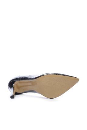Kemal Tanca Pembe Kadın Vegan Stiletto Ayakkabı 22 967 BN AYK 4