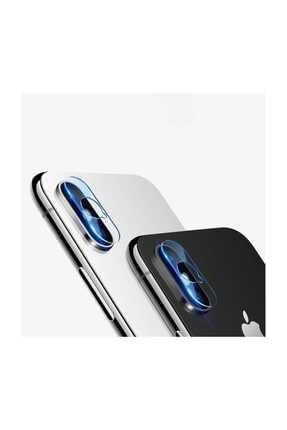 Ally Mobile Ally İphone X Xs, Xs Max Kamera Koruma Kırılmaz Cam Koruyucu RZ 0