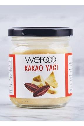 Wefood Organik Kakao Yağı 150 ml 3