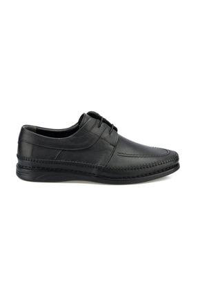 Polaris 102028.M Siyah Erkek Klasik Ayakkabı 100500652 1