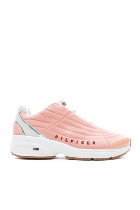 Tommy Hilfiger Heritage Kadın Pembe Spor Ayakkabı EN0EN00662 0