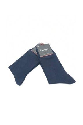 Picture of - Flat Bambu Erkek Çorap -800 Lacivert- 6'lı Çorap Tek Ebat 40-44