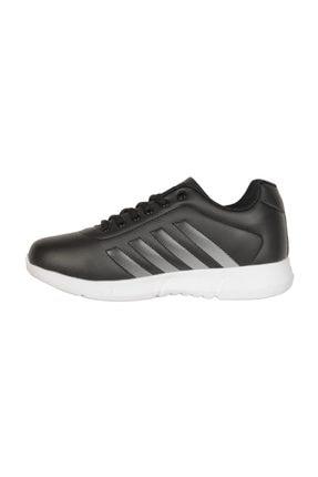 Cheta C047 Siyah-beyaz Günlük Yürüyüş Bayan Spor Ayakkabı 2
