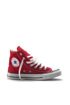 Converse Unisex Chuck Taylor Kırmızı Sneaker M9621 0