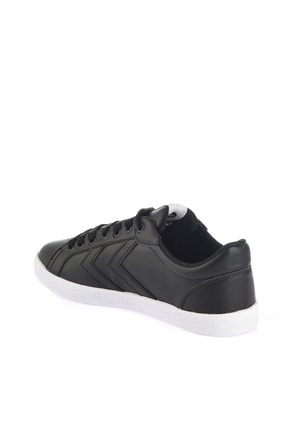 HUMMEL Deuce Court Tonal Unisex Siyah Ayakkabı 3