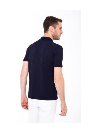 Kiğılı Erkek Polo Yaka Slim Fit Tişört 3