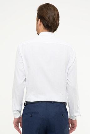 Pierre Cardin Erkek Mavi Slim Fit Gömlek G021GL004.000.989133 2