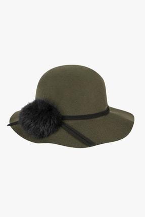 Kadın Haki Şapka 19KB21092262-23 resmi