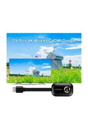 Mirascreen G9 Plus 4k- 5g Dual Band Kablosuz Görüntü Ses Aktarıcı 1