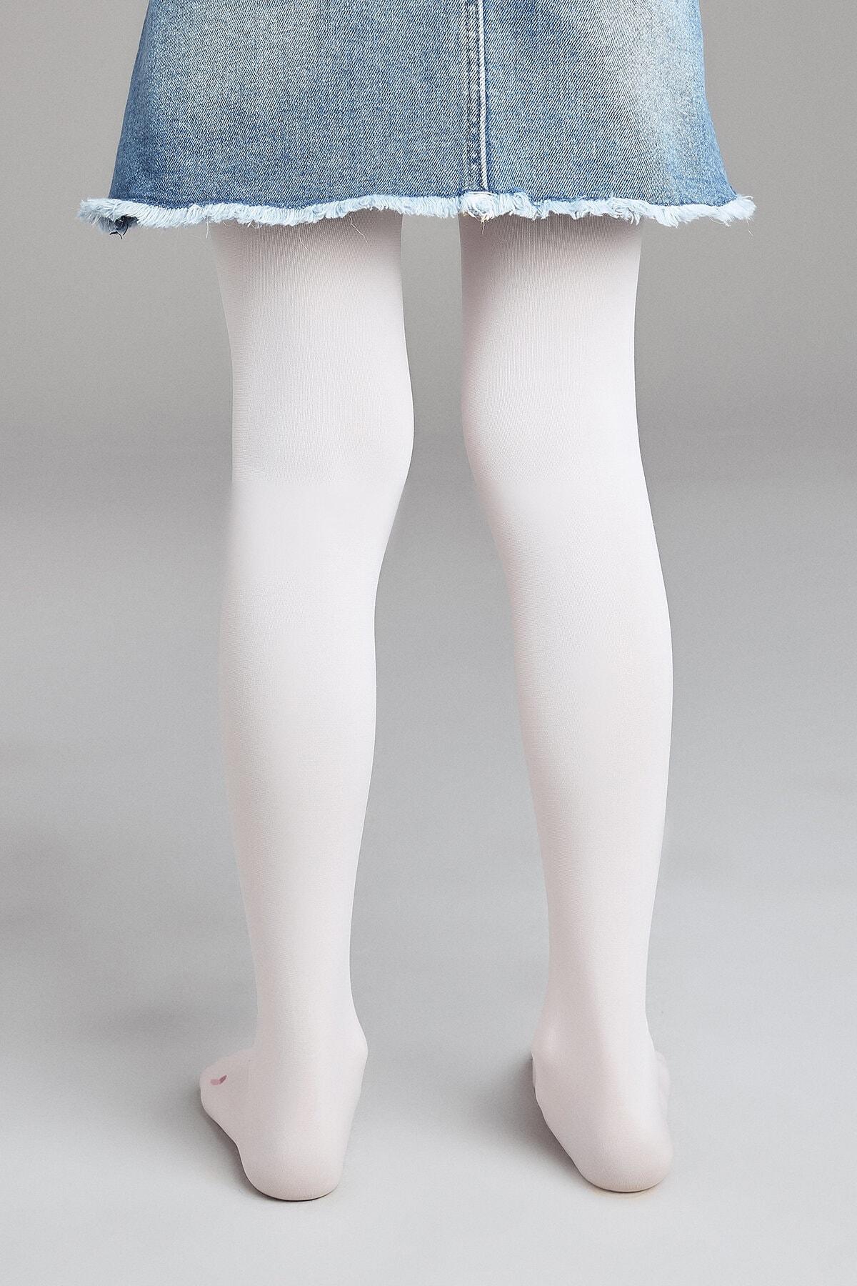 Penti Kız Çocuk Lotus Külotlu Çorap 1