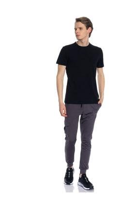 Slazenger Coby Erkek T-shirt Siyah St10te124 2
