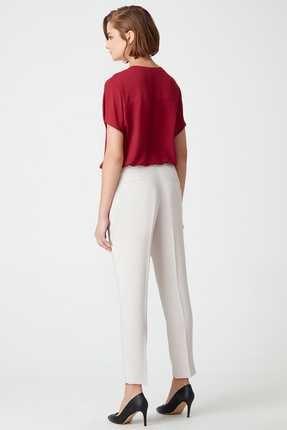 Naramaxx Kadın Bej Pantolon 2