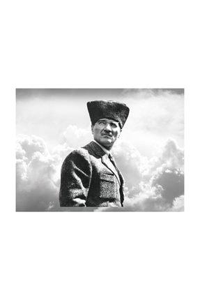 mağazacım Atatürk Portre 50 Cm X 70 Cm Kanvas Tablo Tbl1225 2