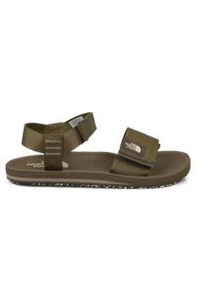 The North Face Erkek Haki Mens Skeena Sandal Sandalet Nf0a46bg-m 1