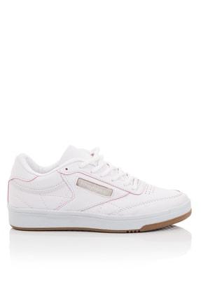 Tonny Black Beyaz Fuşya Unisex Sneaker TB107-0 1