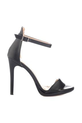 Soho Exclusive Siyah Kadın Klasik Topuklu Ayakkabı 14530 4