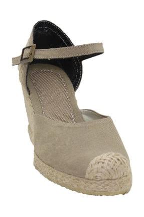 GokceKundura06 Keten Sandalet 1