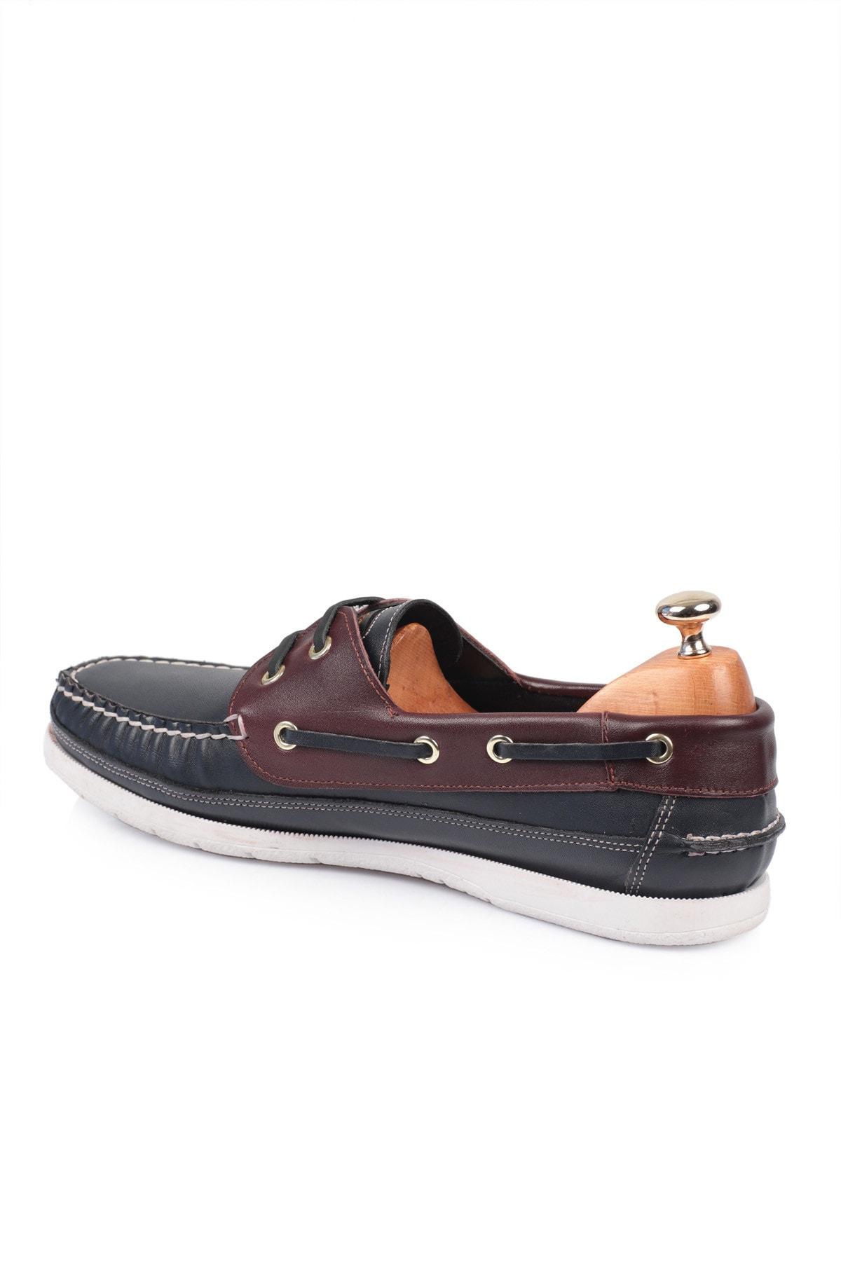 Daxtors D815 Günlük Klasik Hakiki Deri Baba Ayakkabısı 3