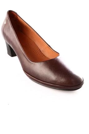 İloz Kahverengi Kadın Ayakkabı 2