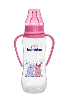 Bambino Kulplu Pp Biberon 250 Ml Hippopotam 0