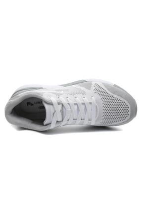 Lumberjack VENDOR WMN Beyaz Kadın Sneaker Ayakkabı 100523126 4