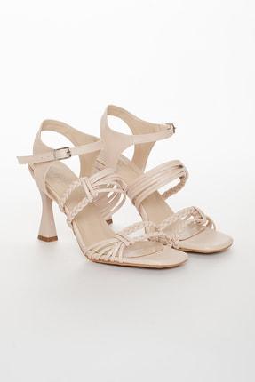 Abiye, Topuklu Ayakkabı, 09cm 0027m 027-abiye ayakkabı