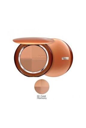 Pupa Milano Pudra - 4sun Bronzing Powder Gold Harmony 8011607159574 0