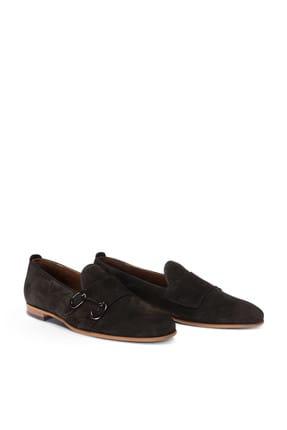 Deery Siyah Erkek  Loafer Ayakkabı 01705MHAKM01 1