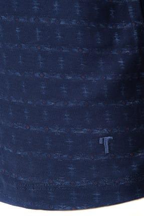 Tween Lacivert T-Shırt - 8TC143100182-101 2