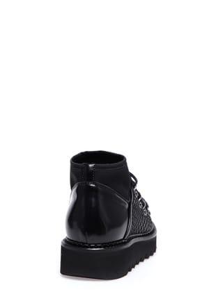ALBERTO GUARDIANI Kadın Siyah Sneaker 2