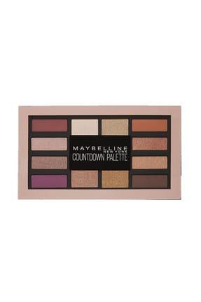 Maybelline New York Göz Farı Paleti - Countdown Palette 01 Holiday 3600531512088 1