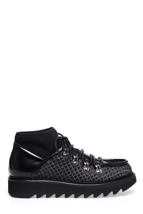 ALBERTO GUARDIANI Kadın Siyah Sneaker 0