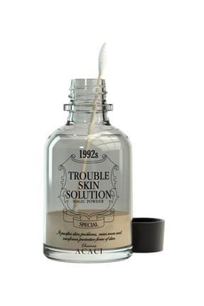 Chamos Problemli Ciltler İçin Serum - Acaci Trouble Skin Solution Magic Powder 8809071360219 1