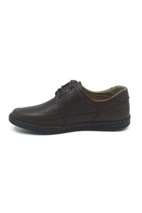 Taşpınar Likers%100 Deri Comfort Erkek Günlük Yazlık Ayakkabı 40-44 2