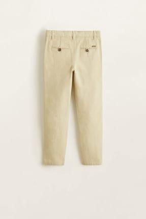 Mango Bej Erkek Çocuk Pantolon 43035013 2