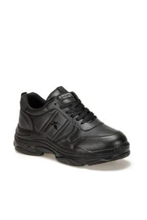 Kinetix CRIME 9PR Siyah Erkek Kalın Taban Sneaker Spor Ayakkabı 100418295 0