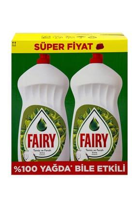 Fairy Elde Bulaşık Deterjanı  Elma 2x1350 ml 0
