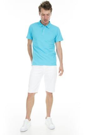 Sabri Özel Erkek Mavi T-Shirt - S00000007103 3