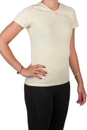 Exuma Kadın T-shirt - EXM172202LYL 0