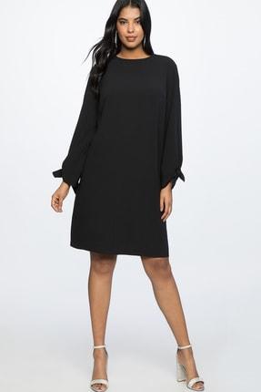 Melisita Kadın Siyah Florence Elbise fw2201908eb 0
