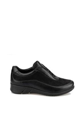 Polaris 92.151150.Z Siyah Kadın Sneaker Ayakkabı 100436966 1