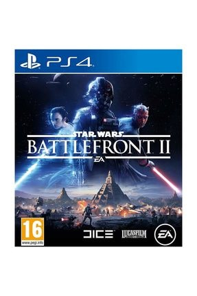 Electronic Arts Star Wars Battlefront II PS4 Oyun 0